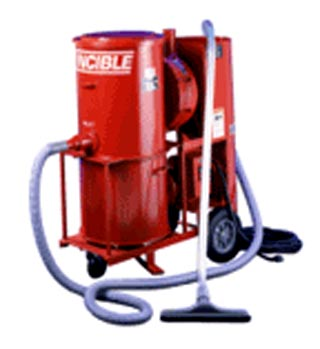 VACUUM SYSTEMS Invincible Portable Systems Industrial Vacuums For Every Application Heavy Duty Continuous Service Installed Worldwide