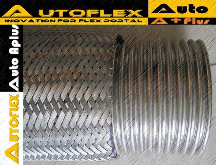 KF 16/'S Flexible Stainless Steal Hose