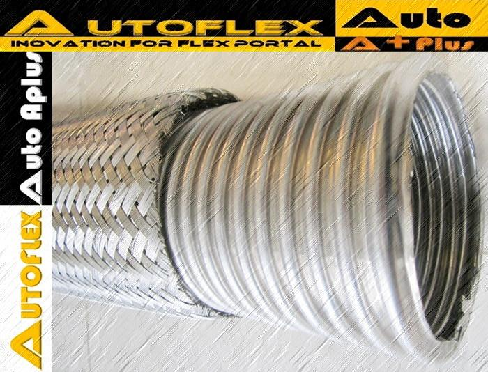 """NEW Flexible Stainless Steel Hose 3//4/"""" x 300mm Each"""