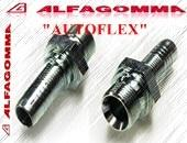 Fitting BSPP and BSPT Male:Hydraulic Fitting Hose:ALFAGOMMA