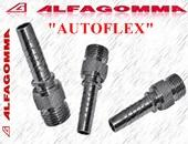 Fitting SAE Solid Male O-Ring Boss:Hydraulic Fitting Hose:ALFAGOMMA