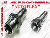 Fitting Metric Male 24? Seat-(Light-Heavy) & Female 24? Cone with O-Ring-Light:Hydraulic Fitting Hose:ALFAGOMMA